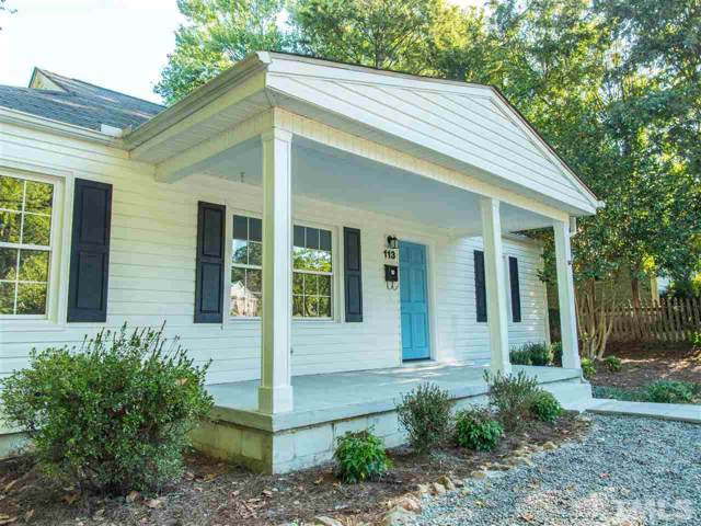 113 Dennis Avenue, Raleigh, NC 27604 (#2284704) :: RE/MAX Real Estate Service