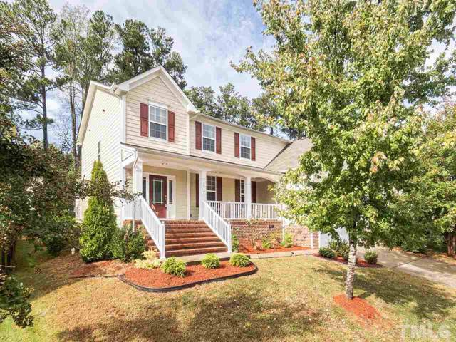 3016 Red Grape Drive, Raleigh, NC 27607 (#2284717) :: The Perry Group