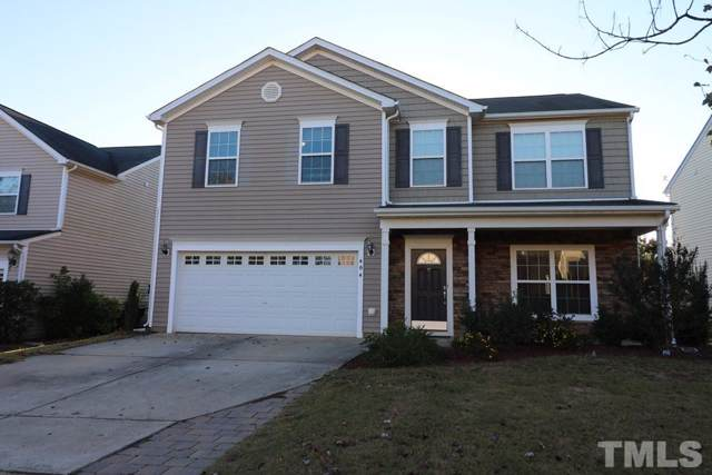 404 Wellspring Drive, Holly Springs, NC 27540 (#2284723) :: The Amy Pomerantz Group