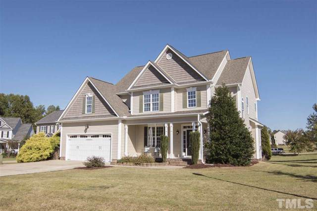 12 Clay Hill Court, Willow Spring(s), NC 27592 (#2284740) :: The Perry Group