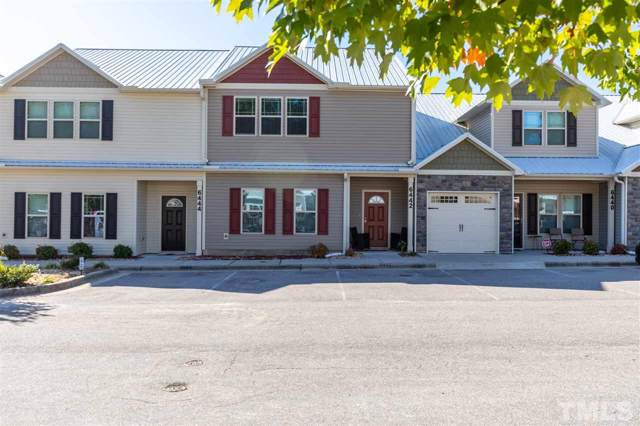 6442 Hatchies Drive, Raleigh, NC 27610 (#2284760) :: Marti Hampton Team - Re/Max One Realty