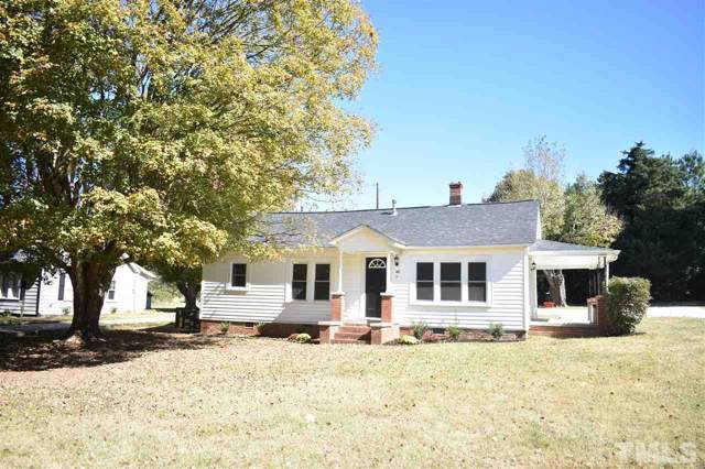 307 N Nc 86 Highway, Hillsborough, NC 27278 (#2284777) :: Dogwood Properties