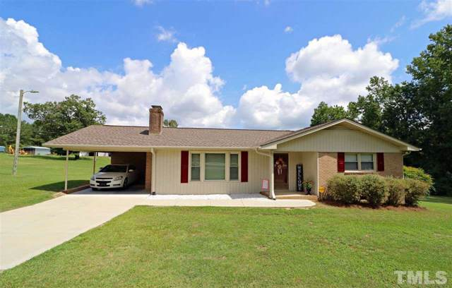 13074 W Nc 27, Broadway, NC 27505 (#2284782) :: Sara Kate Homes