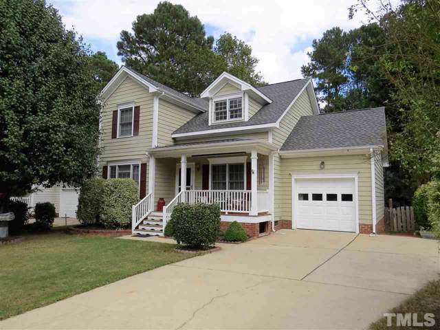310 Pine Nut Lane, Apex, NC 27502 (#2284791) :: Marti Hampton Team - Re/Max One Realty