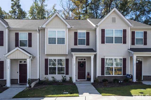 102 Harvest Oaks Lane #52, Durham, NC 27703 (#2284794) :: The Jim Allen Group