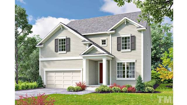 705 Tailrace Falls Court Lot 130, Wake Forest, NC 27587 (#2284826) :: The Perry Group