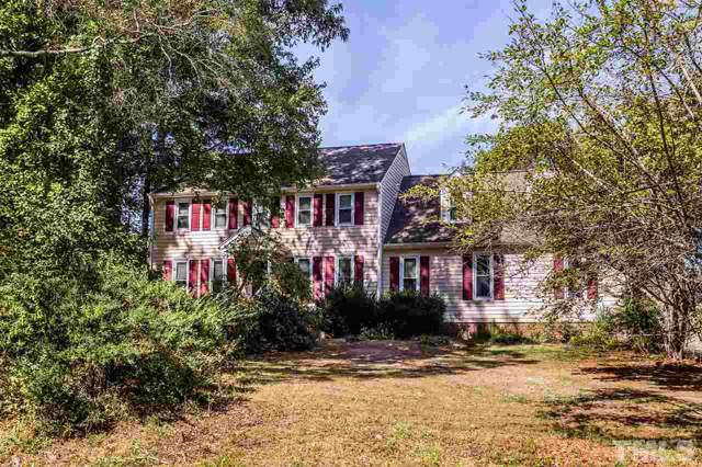 205 Tranquility Lane, Knightdale, NC 27545 (#2284885) :: The Jim Allen Group