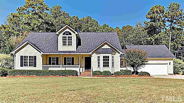 119 Albemarle Drive, Clayton, NC 27527 (#2284924) :: The Jim Allen Group