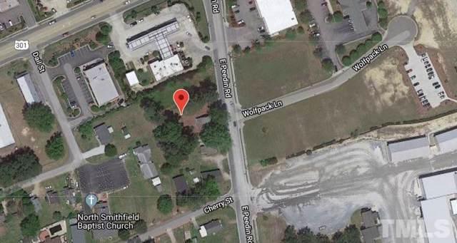 16 E Peedin Road, Smithfield, NC 27577 (#2284941) :: The Perry Group