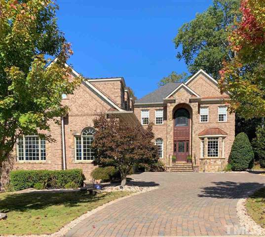 74 Bear Tree Creek, Chapel Hill, NC 27517 (#2284989) :: Raleigh Cary Realty