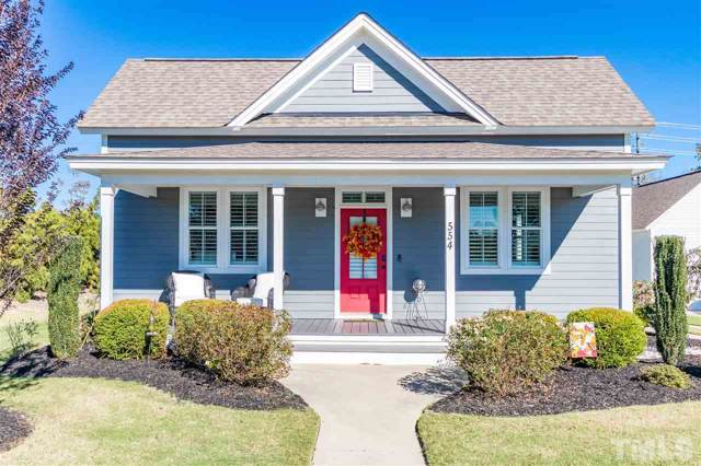 554 Beckwith Avenue, Clayton, NC 27527 (#2285007) :: Marti Hampton Team - Re/Max One Realty