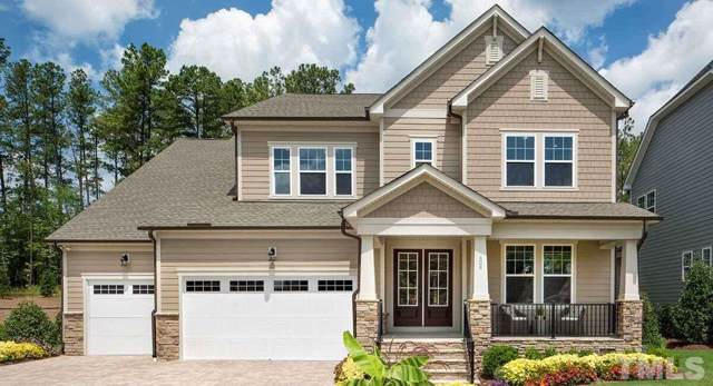 408 Fire Opal Lane 3 Escher B Mode, Holly Springs, NC 27540 (#2285048) :: Rachel Kendall Team