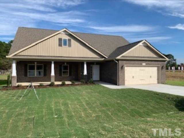 20 Pal Court Lot 63, Benson, NC 27504 (#2285049) :: The Perry Group