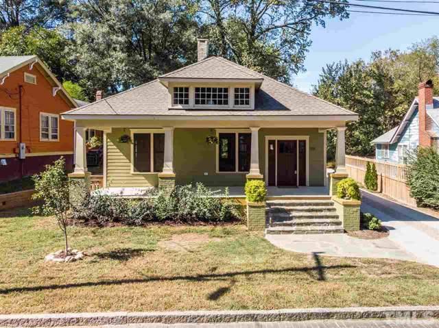 501 N Queen Street, Durham, NC 27701 (#2285113) :: Marti Hampton Team - Re/Max One Realty
