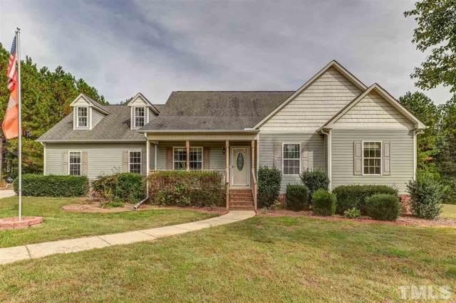 85 Sidwell Court, Fuquay Varina, NC 27526 (#2285169) :: RE/MAX Real Estate Service