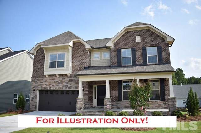 640 Copper Beech Lane, Wake Forest, NC 27587 (#2285204) :: RE/MAX Real Estate Service