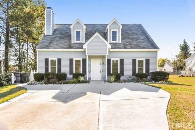 418 James Street, Apex, NC 27502 (#2285218) :: RE/MAX Real Estate Service