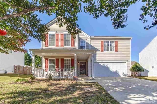 1020 Breeze Lane, Clayton, NC 27520 (#2285219) :: The Perry Group