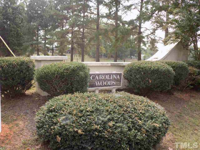 Lot 45 Meridian Way, Henderson, NC 27536 (#2285265) :: RE/MAX Real Estate Service