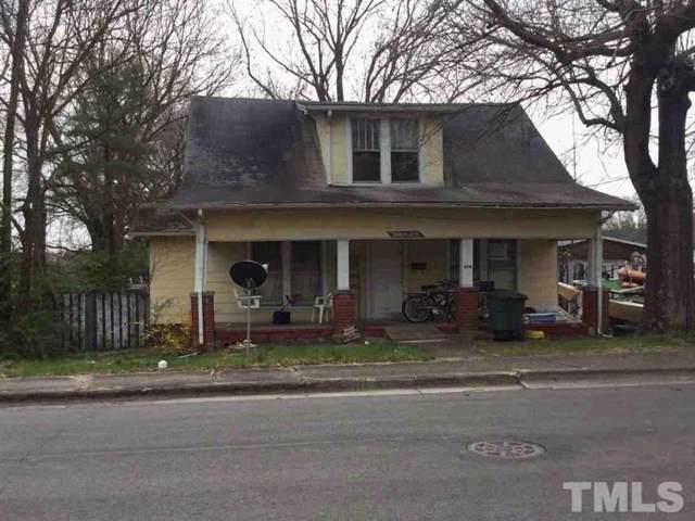 634 Irving Avenue, Eden, NC 27288 (#2285266) :: RE/MAX Real Estate Service