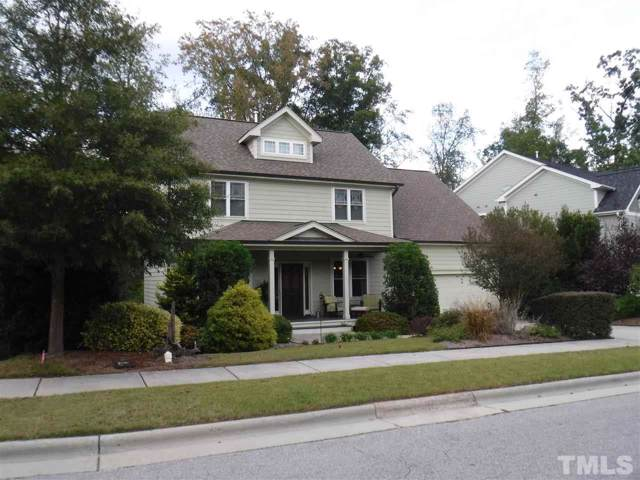 1621 Grappenhall Drive, Apex, NC 27502 (#2285327) :: Raleigh Cary Realty