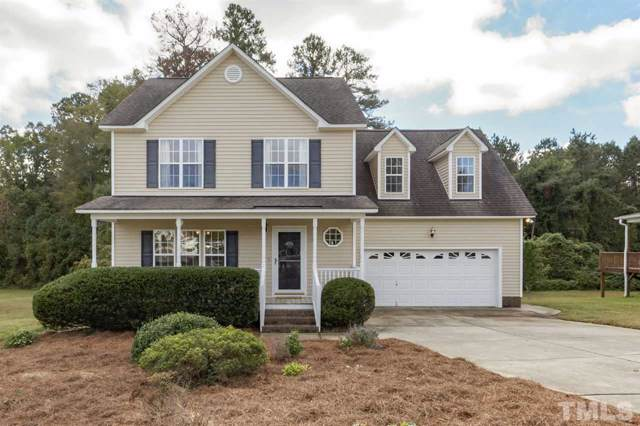 132 Rock Fish Lane, Garner, NC 27529 (#2285358) :: Classic Carolina Realty