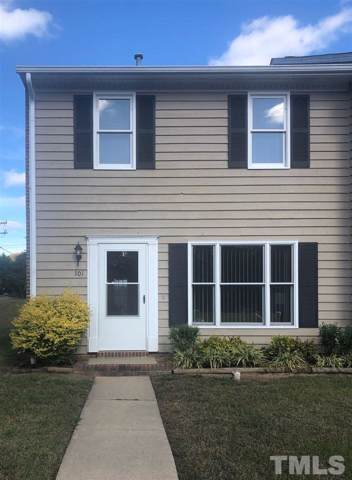 1812 Orange Grove Road #101, Hillsborough, NC 27278 (#2285383) :: Spotlight Realty
