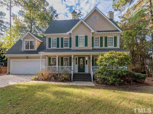 633 St Vincent Drive, Holly Springs, NC 27540 (#2285410) :: Rachel Kendall Team
