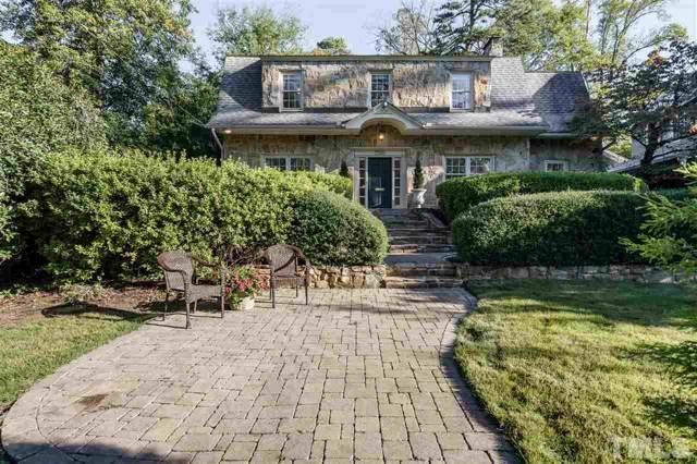 2505 Kenmore Drive, Raleigh, NC 27608 (#2285522) :: Sara Kate Homes