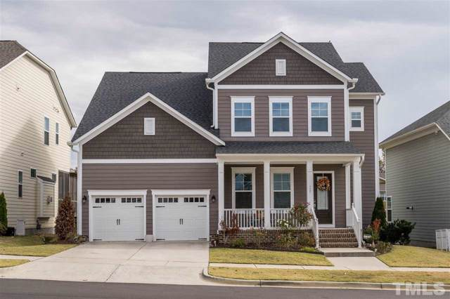 737 Lake Holding Street, Wake Forest, NC 27587 (#2285574) :: Raleigh Cary Realty