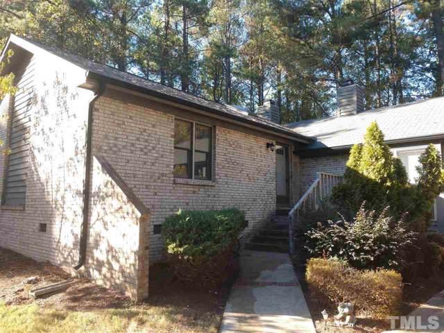 500 W Woodcroft Parkway 4A, Durham, NC 27713 (#2285664) :: Spotlight Realty