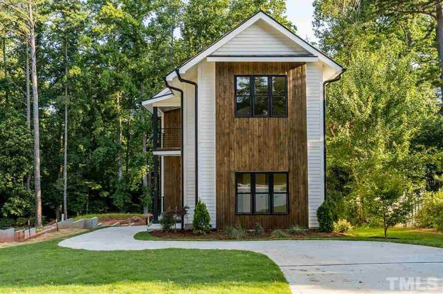 3318 Ruffin Street, Raleigh, NC 27607 (MLS #2285712) :: The Oceanaire Realty