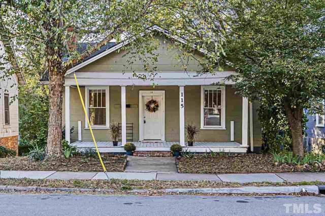 115 Ashe Avenue, Raleigh, NC 27605 (#2285770) :: M&J Realty Group