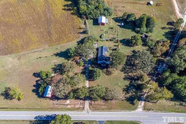 4100 N Us 401 Highway, Louisburg, NC 27549 (#2285797) :: Dogwood Properties