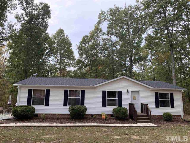 22 Bragg Lane, Hurdle Mills, NC 27541 (#2285826) :: Real Estate By Design