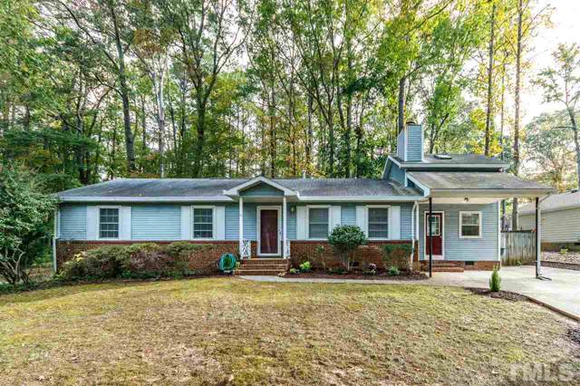 1524 Dirkson Court, Cary, NC 27511 (#2285940) :: Dogwood Properties