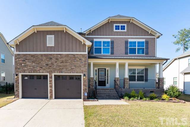 4005 Peachtree Town Lane, Knightdale, NC 27545 (#2285981) :: The Jim Allen Group