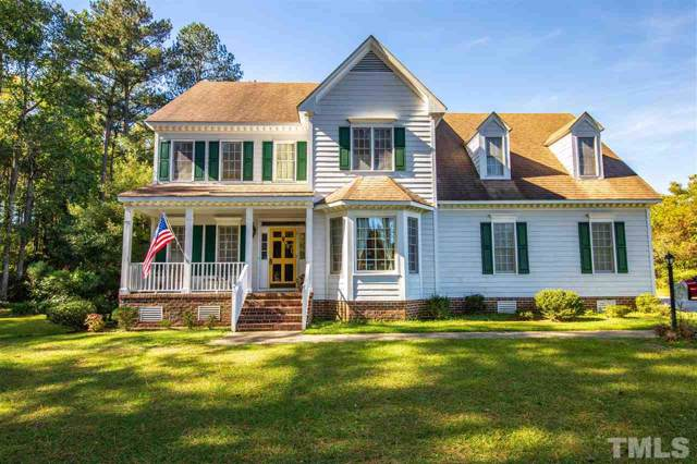 6424 Windchase Drive, Rocky Mount, NC 27803 (#2286027) :: The Jim Allen Group