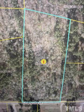 Lot 93 Cherryville Lane, Henderson, NC 27537 (#2286138) :: The Perry Group