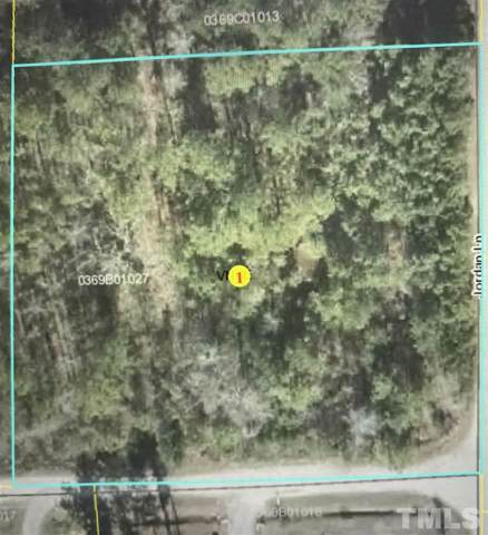 Lot 92 Jordan Lane, Henderson, NC 27537 (#2286152) :: The Perry Group