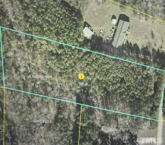 Lot 90 Jordan Lane, Henderson, NC 27537 (#2286155) :: The Perry Group