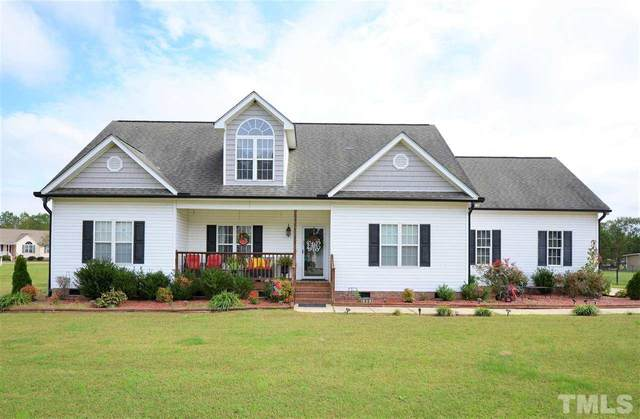 45 Clover Drive, Princeton, NC 27569 (#2286280) :: Real Estate By Design