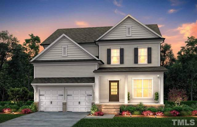 2644 Jazzy Street Wb Lot 68, Apex, NC 27562 (#2286308) :: Raleigh Cary Realty