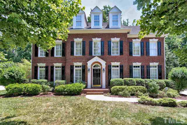 105 Morganford Place, Cary, NC 27518 (#2286313) :: Rachel Kendall Team