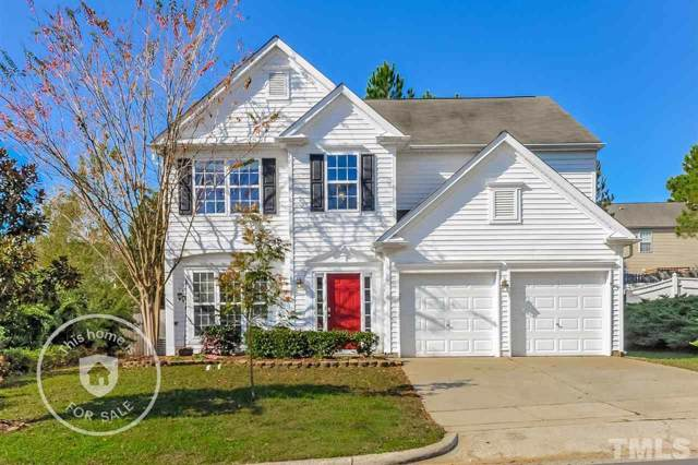 327 Grassy Point Road, Apex, NC 27502 (#2286333) :: The Jim Allen Group