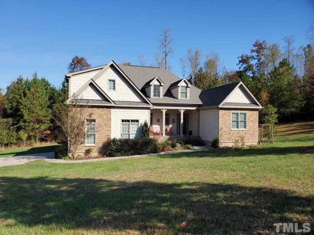 939 Cedar Grove Road, Pittsboro, NC 27312 (#2286413) :: Dogwood Properties