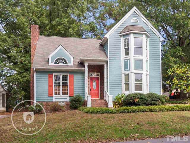 2704 W Jameson Road, Raleigh, NC 27604 (#2286424) :: Raleigh Cary Realty
