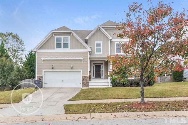 212 Acorn Falls Court, Holly Springs, NC 27540 (#2286443) :: Dogwood Properties