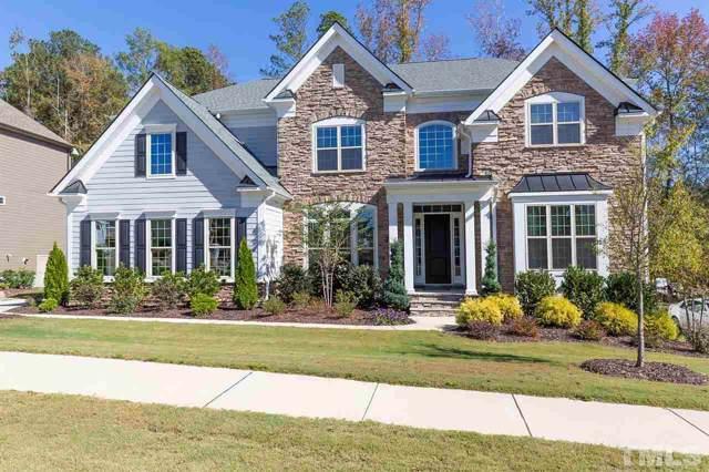 117 Oak Haven Lane, Apex, NC 27523 (#2286467) :: The Jim Allen Group