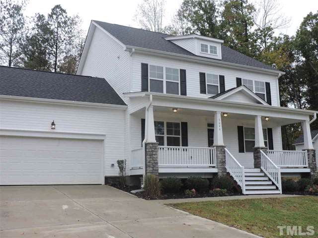 3040 Moorpark Lane, Garner, NC 27529 (#2286499) :: Marti Hampton Team - Re/Max One Realty